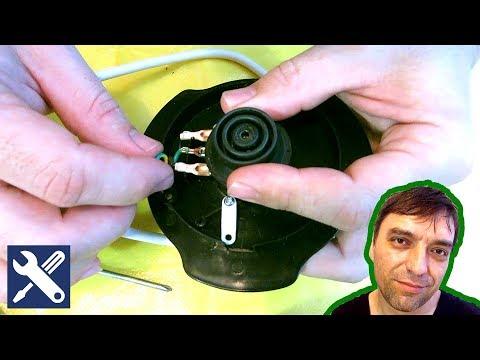 ✅ РЕМОНТ ЧАЙНИКА: ремонт контактов в подставке чайника электрического / Мелкий ремонт