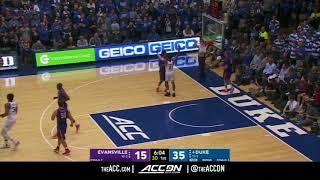 Evansville vs Duke College Basketball Condensed Game 2017 | Kholo.pk