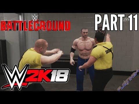 WWE 2K18 #11 | MY CAREER MODE - PPV BATTLEGROUND 2019 |