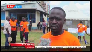 KTN Prime: Nigerian Football legend tours Kenya's Ligi ndogo to mentor the young