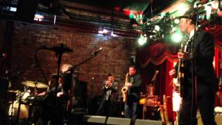 """""""When You Get Back"""" Jon Cleary w/ Soulive & The Shady Horns @ The Brooklyn Bowl,NYC 3-19-2014"""