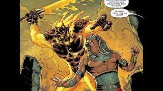 Ragnarok comes to Asgard - Surtur - God is Dead