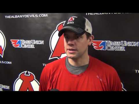 View From the Other Side - Devils Coach Rick Kowalsky