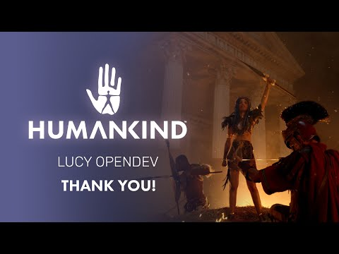LUCY OpenDev - Thank You! de Humankind