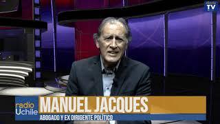 """Manuel Jacques: """"El triunfo de la unidad político social"""""""