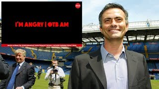 I'm angry | People are wrong to write Jose Mourinho off at Spurs | OTB AM