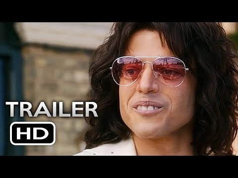 Bohemian Rhapsody Final Trailer 2018 Rami Malek Freddie Mercury Queen Movie Hd