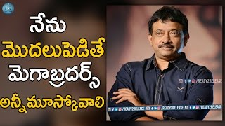 Ram Gopal Varma Strong Replay On Nagababu Comments  RGV  Ready2releasecom