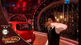 Dance India Dance Season 4  February 09, 2014 - Maruti Suzuki Celerio Promotion