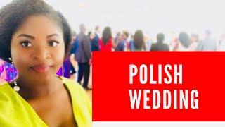 POLISH WEDDING // INTERRACIAL WEDDING IN POLAND⎮African Queen In Poland🌍👸🏾🇵🇱