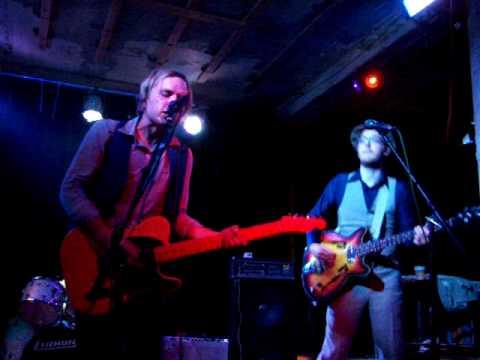 """The Sights - """"Nose To The Grindstone"""" - Park Bar - Detroit, MI - September 3, 2009"""