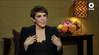 Conversando con Cristina Pacheco - Rebecca Jones