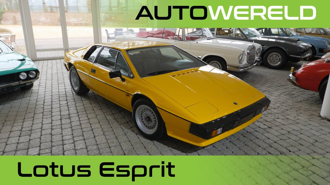 Lotus Esprit | Nico Aaldering
