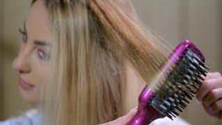 Află cum își îndreaptă Flavia părul după antrenament
