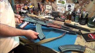 AK47 Shopping + Ruger 22/45