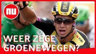 Tour dag 10: 'Vertrouwen voor winst bij Groenewegen' | NU.nl