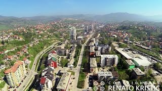 preview picture of video 'Kakanj | Zračni snimci | 2014 (1080p)'