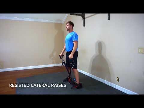 Shoulder Workout 1