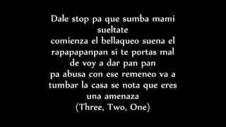 Comienza El Bellaqueo - Daddy Yankee (Letra)