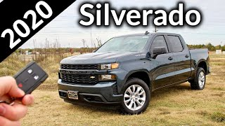 "New 2020 Chevy Silverado For $28k!? | A More ""Affordable"" Full-Size Truck"
