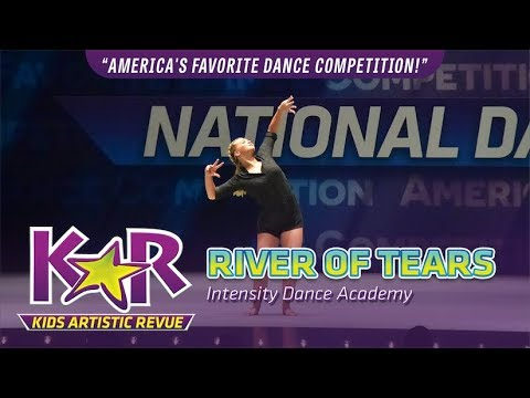 """""""River Of Tears"""" from Intensity Dance Academy"""