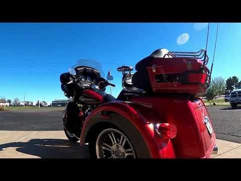 2012 Harley-Davidson Tri Glide® Ultra Classic® in Mauston, Wisconsin - Video 1