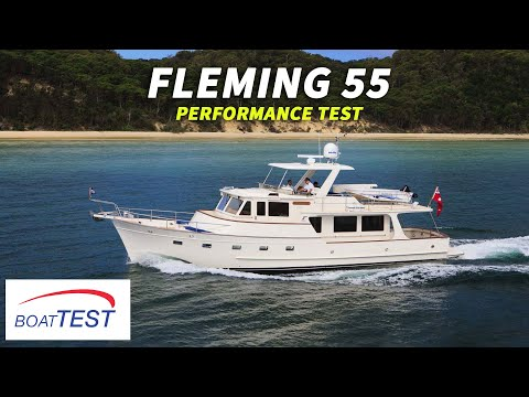 Fleming Yachts 55