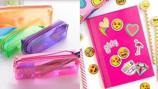 8 Easy DIY School Supplies!  Cheap DIY Crafts for Back to School with DIY Lover!