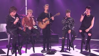 Why Don't We - 8 Letters acoustic live