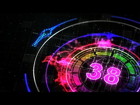 Countdown Timer 60 sec ( v 456 ) circle equalizer effects