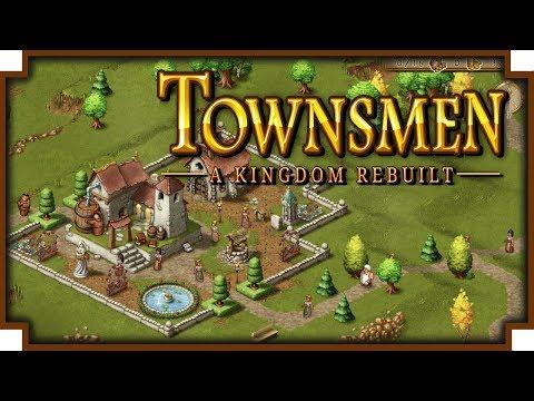 Townsmen: A Kingdom Rebuilt - (Casual Medieval City Builder)