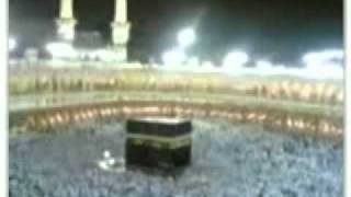 Real Angel at Kaaba(Original With Slow Motion).mpg