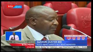 KTN Prime Full Bulletin with Sophia Wanuna and Ben Kitili 28/3/2017 [Part 2]