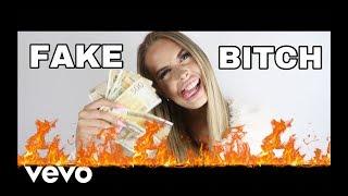 ISABELLE ERIKSEN DISSTRACK - FAKE (Official Music Video)