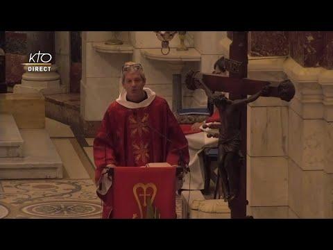 Laudes et Messe du 9 octobre 2021 à Notre-Dame de la Garde