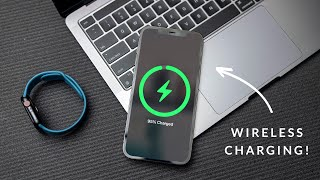 MacBook Pro & MacBook Air - Will Wirelessly Charge Your iPhone!