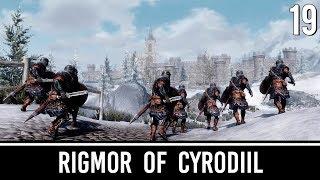 Skyrim Mods: Rigmor of Cyrodiil - Part 14 - Самые лучшие видео