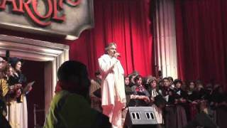 Andrea Bocelli at World Premiere of A Christmas Carol
