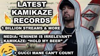 Eminem's Kamikaze Records Just Got More Intense