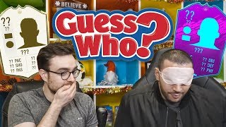 CRAZY GUESS WHO WITH ANDY! THIS CAN'T BE A GOOD IDEA? FIFA 20 ULTIMATE TEAM