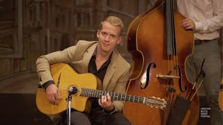 """""""I Can't Give You Anything But Love"""" - Rhythm Future Quartet - Gypsy Jazz"""
