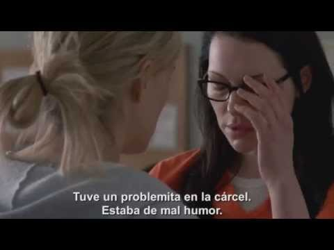 Orange Is The New Black - Season 3 3x01 Piper & Alex Scenes Part 1/2 SUBTITULADO ESPAÑOL