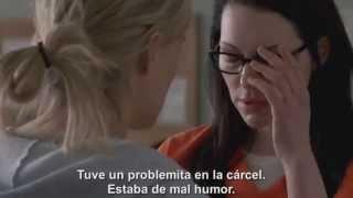 Orange Is The New Black - Season 3 3x01 Piper & Alex Scenes #1 (VOSTESP)