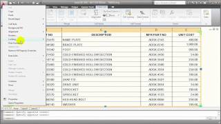 Creating Table Link Data