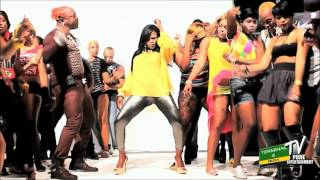 ELEPHANT MAN + LADY SAW - SIDUNG PON IT [OFFICIAL VIDEO]
