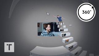 Internet Surfer   3D 360 VR