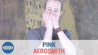 How to play Pink by Aerosmith on C Harmonica