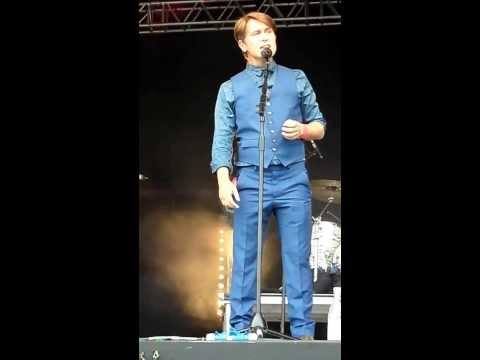 Mark Owen - The End Of Everything - The Big Feastival 2013