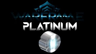 Warframe Guide - Platinum & trading - How To Get It And How To Use It