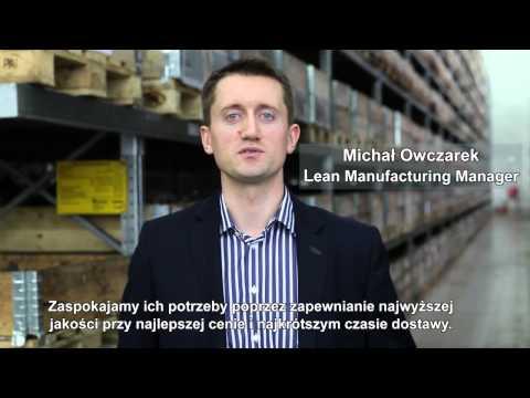 Borg Automotive Werk Zdunska Wola, Polen